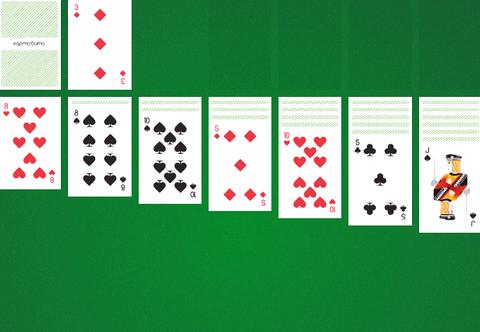 Солитер пасьянс играть бесплатно по 3 карты ли вы для