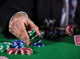 Тактика игры в покер техасский холдем