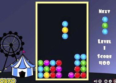 Тетрис шарики играть бесплатно