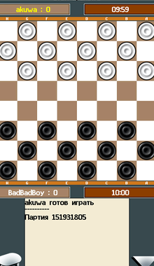 Уголки шашки играть онлайн бесплатно без регистрации