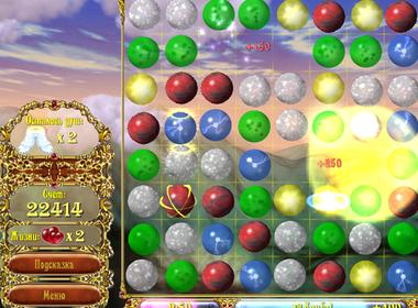 Волшебные шарики играть бесплатно