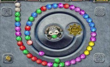 Зума делюкс играть онлайн на весь экран