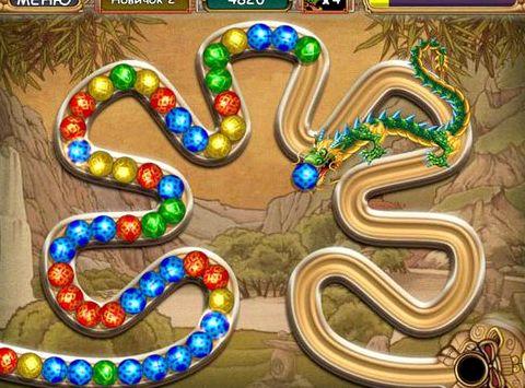 Зума дракон играть онлайн бесплатно без регистрации как установочная версия