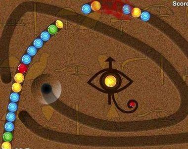 Зума египетская играть онлайн бесплатно