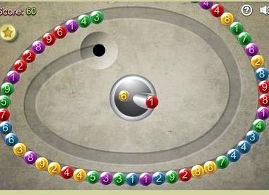 Зума математическая играть онлайн бесплатно
