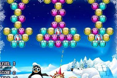 Зума рождественские шарики играть бесплатно
