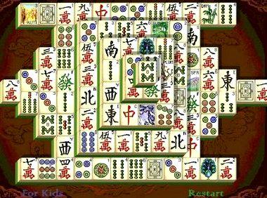 Бесплатные игры маджонг шанхай