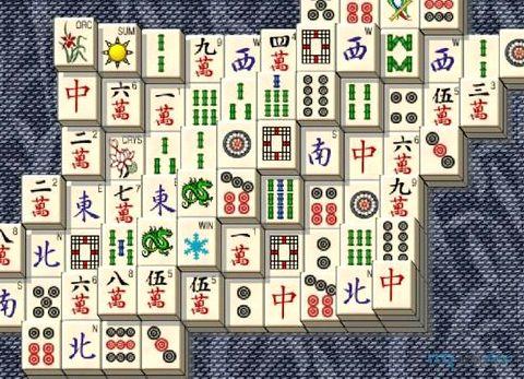 Бесплатные игры маджонг шарики придумывали различные