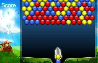Бесплатные игры онлайн прыгающие шарики