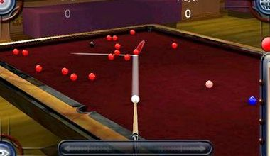 Бильярд 3 онлайн играть