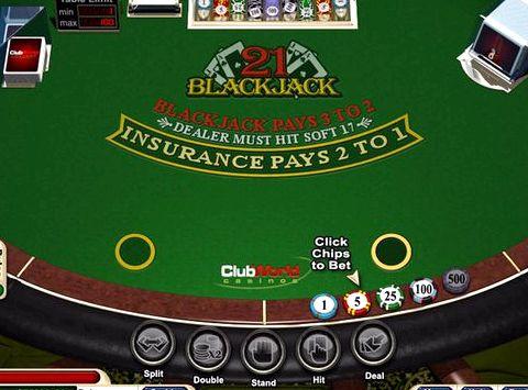 Блэкджек играть онлайн большинстве онлайн казино