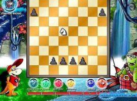 Динозавры учат играть в шахматы играть бесплатно