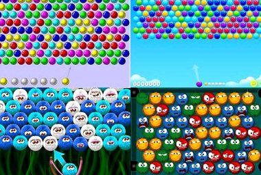 Флеш игра стреляй в шарики
