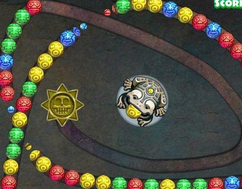 Флеш игры шарики зума На сайте OnlineGuru