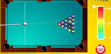 Игра бильярд на весь экран онлайн бесплатно