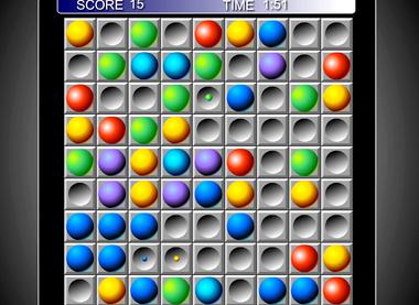 Игра цветные линии 98 шарики играть бесплатно