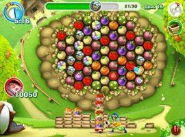 Игра ферма шарики играть бесплатно