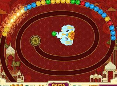 Игра индийский слон шарики играть бесплатно