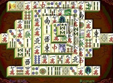 Игра японское домино маджонг играть русская версия