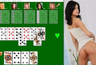Игра карты дурак на раздевания