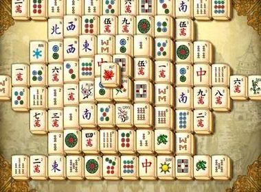 Игра китайский маджонг линг онлайн бесплатно