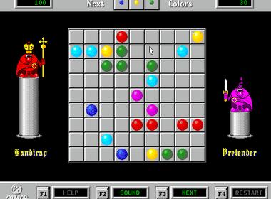 Игра линии шарики скачать бесплатно на компьютер