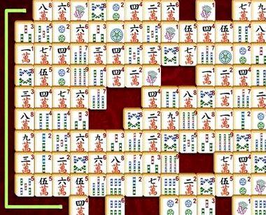 Игра маджонг соедини пары на весь экран