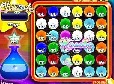 Игра мохнатые шарики chuzzle deluxe скачать бесплатно
