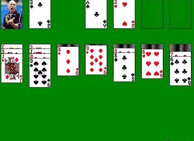 Игра пасьянс косынка играть онлайн