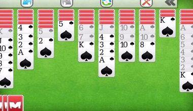 Игра пасьянс косынка скачать бесплатно на телефон