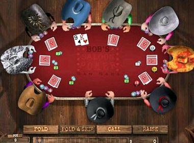Игра покер онлайн играть бесплатно
