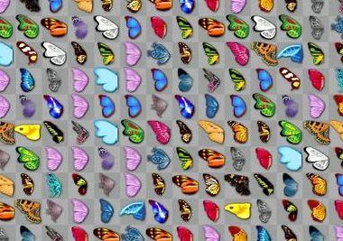 Игра сады маджонга бабочки