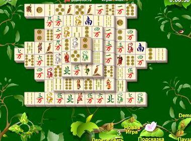 Игра сады маджонга играть бесплатно