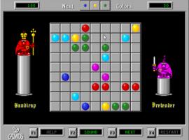 Игра шарики 98 color играть бесплатно онлайн