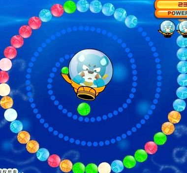 Игра шарики линии зума играть бесплатно онлайн
