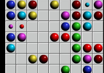 Игра шарики линия бесплатно и без регистрации наберите максимальное количество игровых очков