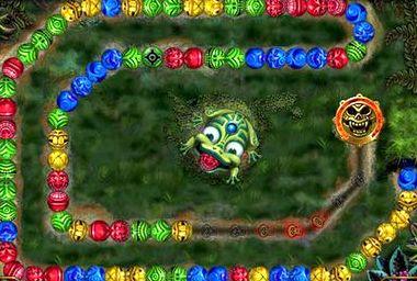Игра шарики лягушка зума играть бесплатно онлайн
