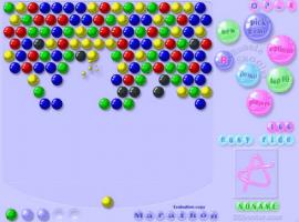 Игра стрельба по шарикам бесплатно