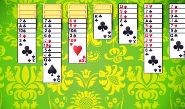 Игра в карты пасьянс скорпион