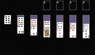 Игра в карты русский пасьянс