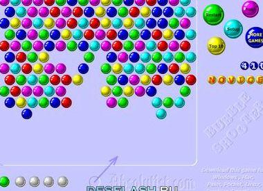 Игра в шарики флеш бесплатно
