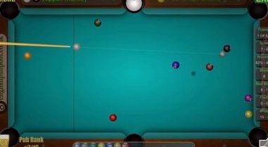 Играть бильярд 8 ball pool