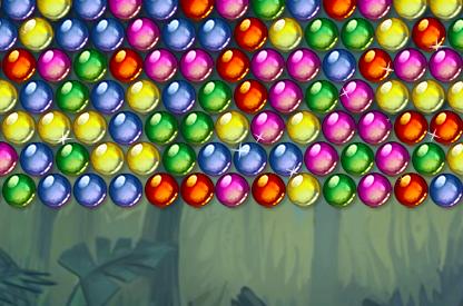 Играть цветные шарики поле фигура перемещается