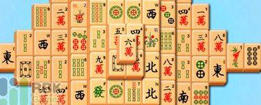 Играть китайский маджонг