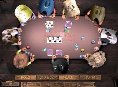 Играть король покера