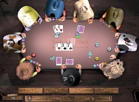 Играть король покера Но это же только