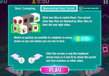 Играть маджонг dimensions бесплатно и без регистрации