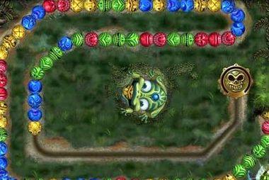 игры шарики стрел¤лки зума