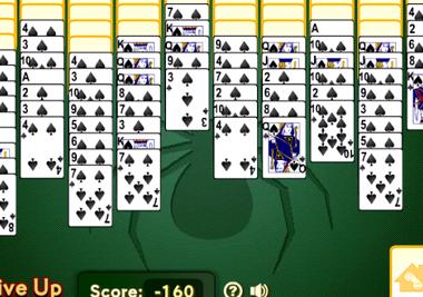 Играть пасьянс 20