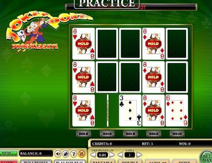 Играть покер джокер бесплатно течение 10-ти